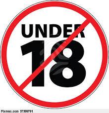 Onder de 18