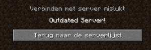 outdated-server